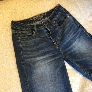 Vintage Highrise Stretch AE jeans